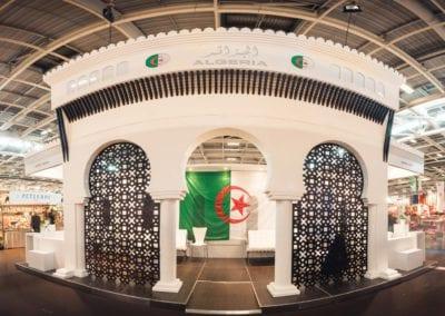 Expo-stand Foire de Paris