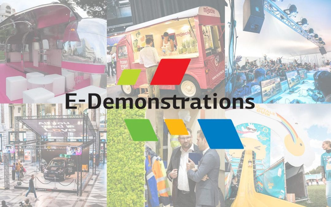 E-demonstrations is looking for a project manager