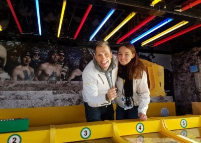 UCI Cyclo-Cross Telenet & Brico activation